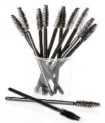 Black Tower Disposable Mascara Wands Brushes