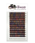 Cocktail Multi-Color Lashes - Specially Blended