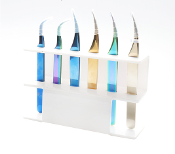 Acrylic Tweezer Stand Organizer - Rectangle