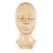 Advance Training Mannequin Head With Removable Eyelids
