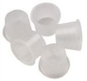Disposable Cups For Glue Rings x100